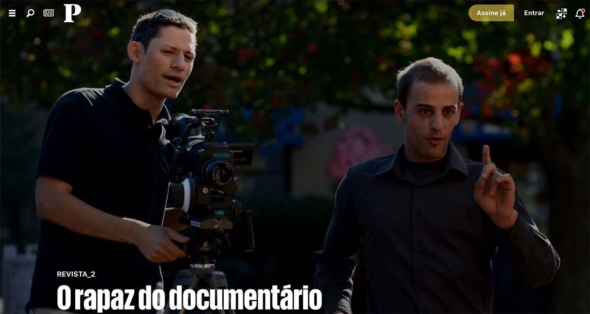 Alex and Izidor picture on Publico