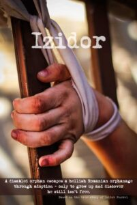 Izidor limited series movie poster