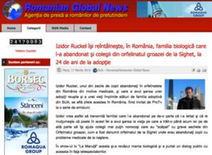 Romanian Global News