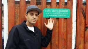 Izidor joins the staff at Love Light Romania