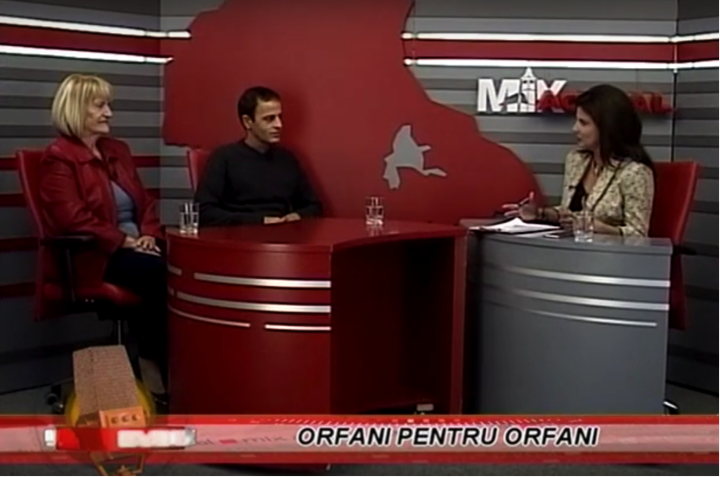Izidor Ruckel and Azota Popescu interviewed on Mix Actual.