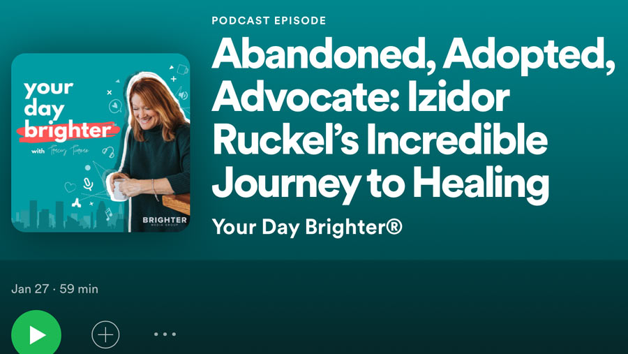 Your Day Brighter podcast